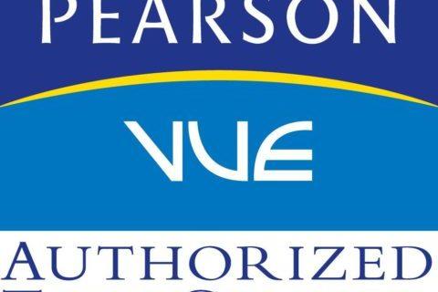 Pearson-Vue Logo